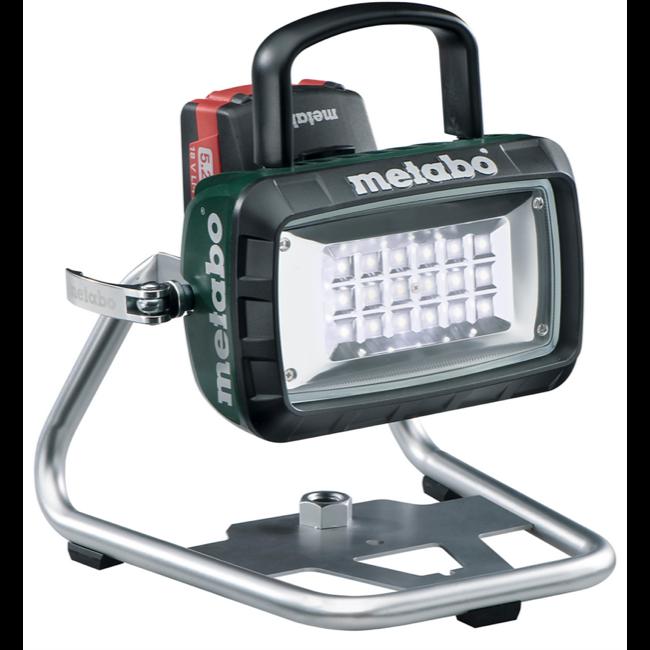 Enormt Metabo 18/14,4 volt akku LED arbejdslampe SLIDE IN UX44