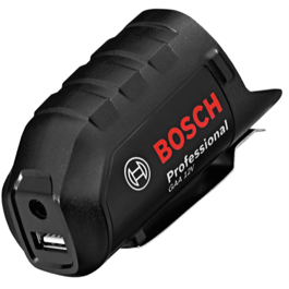Bosch GAA12 USB adapter 12V/10,8V