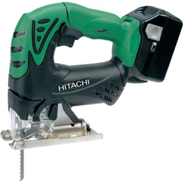 Hitachi 18V stiksav  CJ18DSL Li-ion KIT