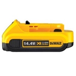 Dewalt 14,4V Batteri LI-ION 2,0 Ah SLIDE-IN DCB143