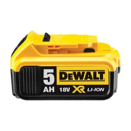 Dewalt 18V Batteri LI-ION 5.0 Ah SLIDE-IN DCB184