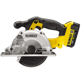 Dewalt 18V XR metalrundsav 140 mm T-stack kit