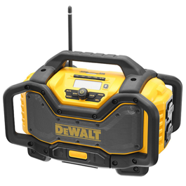 Dewalt Radio/oplader DCR027 18V XR og Flexvolt (slide In)