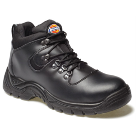 Dickies FA23380A Fury Safety Hiker Boot Oiled Black