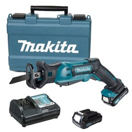 Makita JR105DWAE Li-Ion 10,8V Bajonetsav, 1.5AH kit
