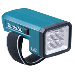 Makita 18V  DML186 LED Lygte