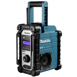Makita DAB+ Radio  Model DMR110  til  7,2-18V