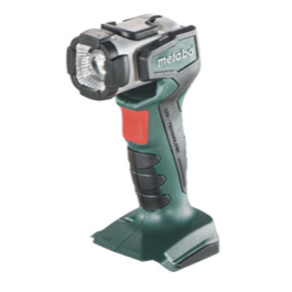 Metabo 18/14,4 volt akku LED håndlampe SLIDE IN