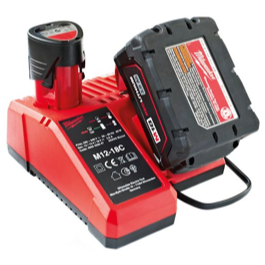 Milwaukee M1218C lader 12-18V
