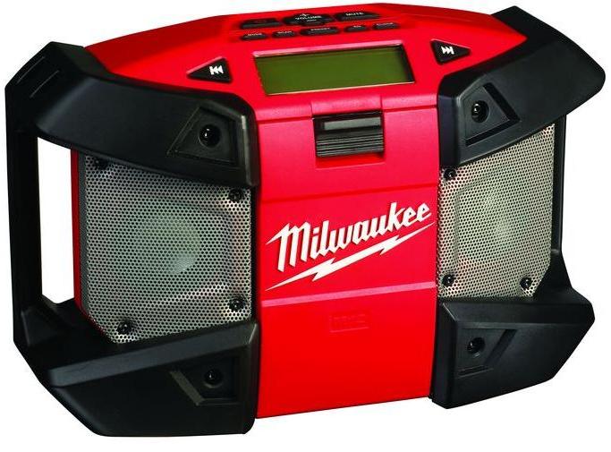 Fantastisk Milwaukee arbejdsradio C12JSR 12V + 230V JX42