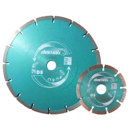 Makita diamant klingesæt 230mm / 115mm