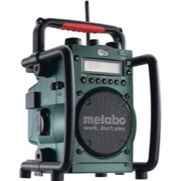 Metabo Radio & Lader RC14.4-18