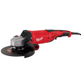 Milwaukee 2200W Vinkelsliber 230 mm AGV 22-230