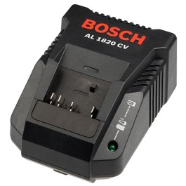 Bosch lader Li-Ion 14,4-18V (Slide-in) AL1820CV