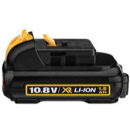 Dewalt 10.8V Batteri LI-ION 1,5 Ah SLIDE-IN DCB123