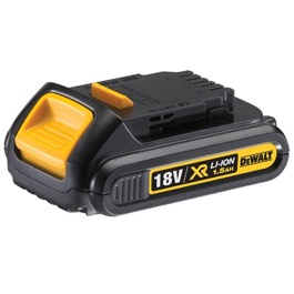 Dewalt 18V Batteri LI-ION 1.5 Ah SLIDE-IN DCB181