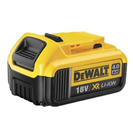 Dewalt 18V Batteri LI-ION 4,0 Ah SLIDE-IN DCB182