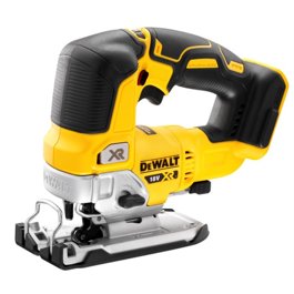Dewalt Kulløse Stiksav XR 18V  Li-ON SLIDE-IN (løs enhed) i kuffert