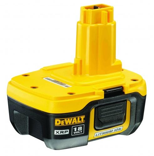 Dewalt batteri DE9182 18V Orig. LI-ION 2,0 Ah