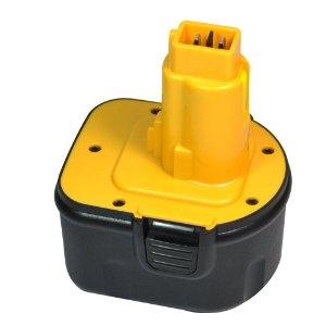 12 Volt 1900mAh NiCd OEM batteri til Dewalt