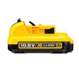 Dewalt 10.8V Batteri LI-ION 2,0 Ah SLIDE-IN DCB127