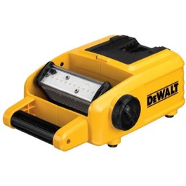 Dewalt 18V LED byggepladslampe til XR Slide In DCL060