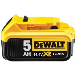 Dewalt 14,4V Batteri LI-ION 5,0 Ah SLIDE-IN DCB144