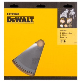Dewalt  klinge 250mm x 30mm(hul)  96T series 40tm