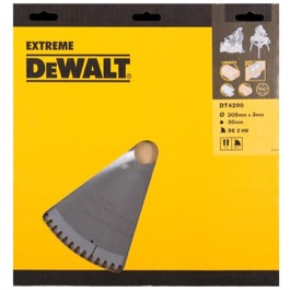 Dewalt  klinge 305mm x 30mm(hul)  96T series 40tm