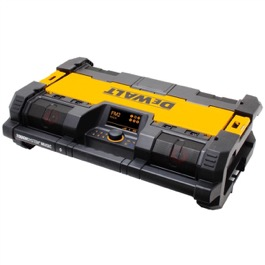 DeWALT Toughsystem Radio m. DAB+ , Bluetooth, USB