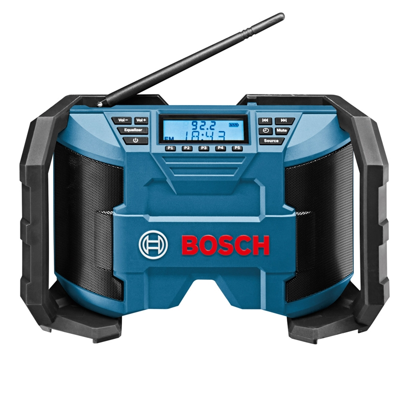 bosch radio gml 10 8 v li professional. Black Bedroom Furniture Sets. Home Design Ideas