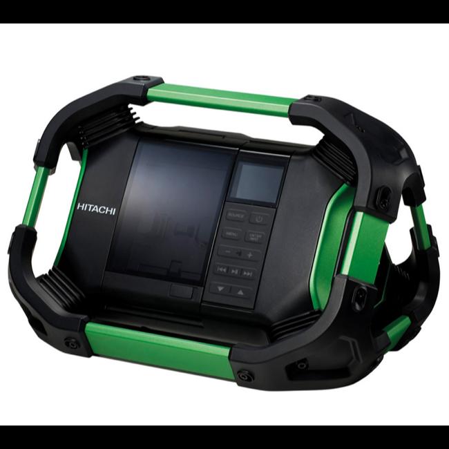 Enormt Hitachi Bluetooth + DAB Radio UR18DSDL til 14,4/18V GM62