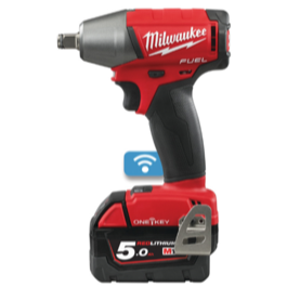Milwaukee M18 ONEIWF12-502X FUEL ONE-KEY™ Kulløs slagnøgle