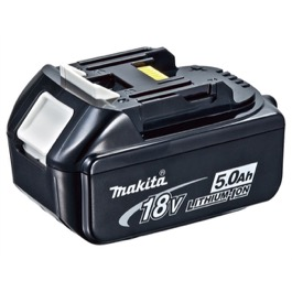 Makita  batteri 18 V  5.0 Ah Lit-Ion BL1850 originalt