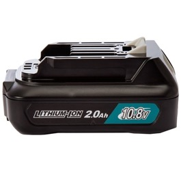 Makita BL1020B 10,8V Li-ion batteri 2 Ah til Slide-in
