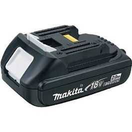 Makita LXT 18 Volt 2,0 Ah Lithium Ion Batteri originalt
