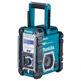 Makita DAB+/Bluetooth Radio Model DMR112  til  7,2-18V
