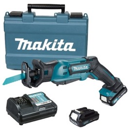 Makita JR103DWAE Li-Ion 10,8V Bajonetsav, 1.5AH kit
