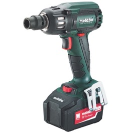 Metabo 18V Slagnøgle SSW18 LTX 400 BL (slide In) kit