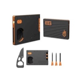 GERBER® Bear Grylls Card Tool m. LED lygte