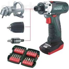 Metabo PowerMaxx BS PRO Kit Li-ion 4.0AH X2